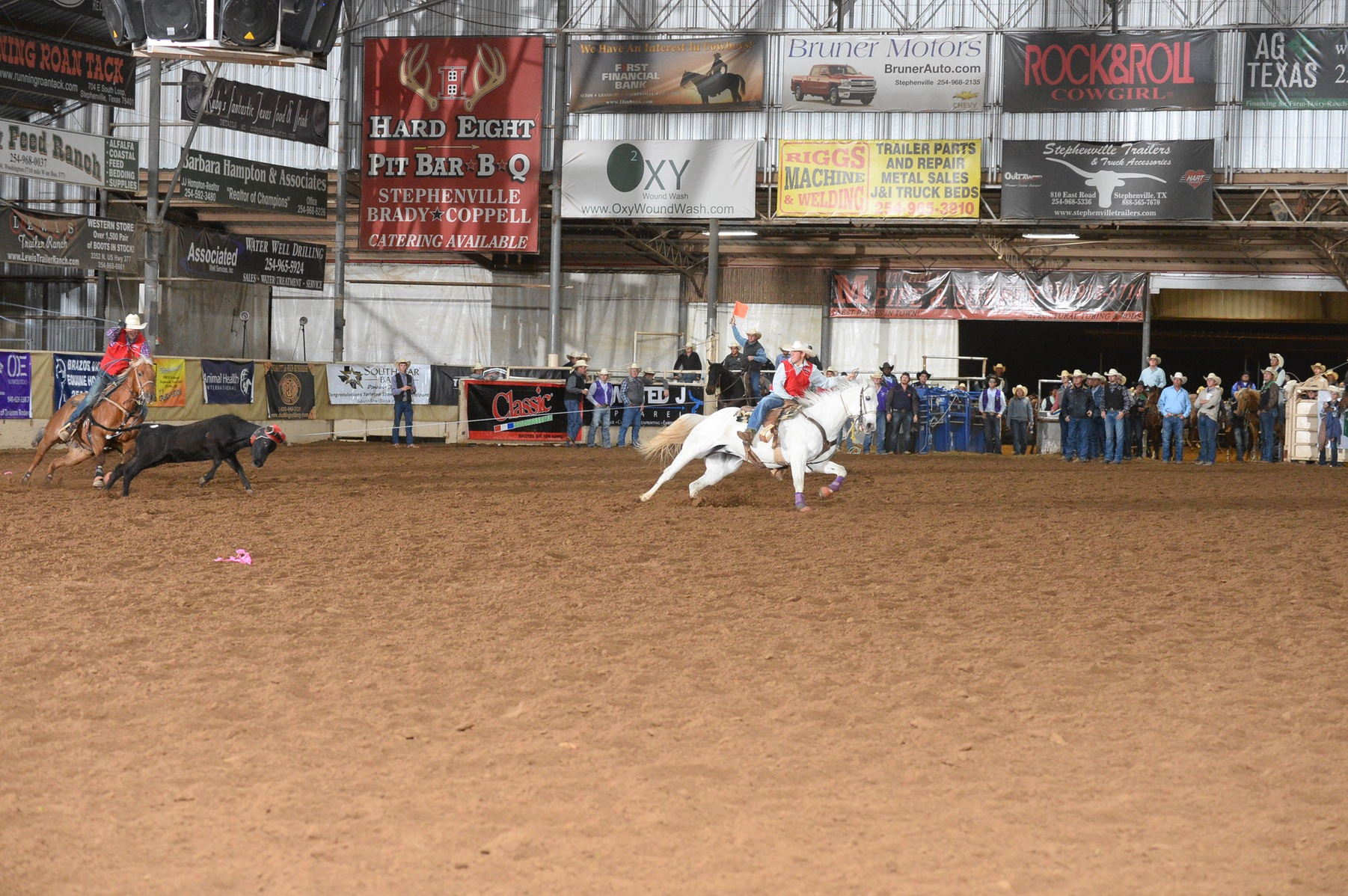 NMJC at TSU Rodeo Results April 20-22,2017