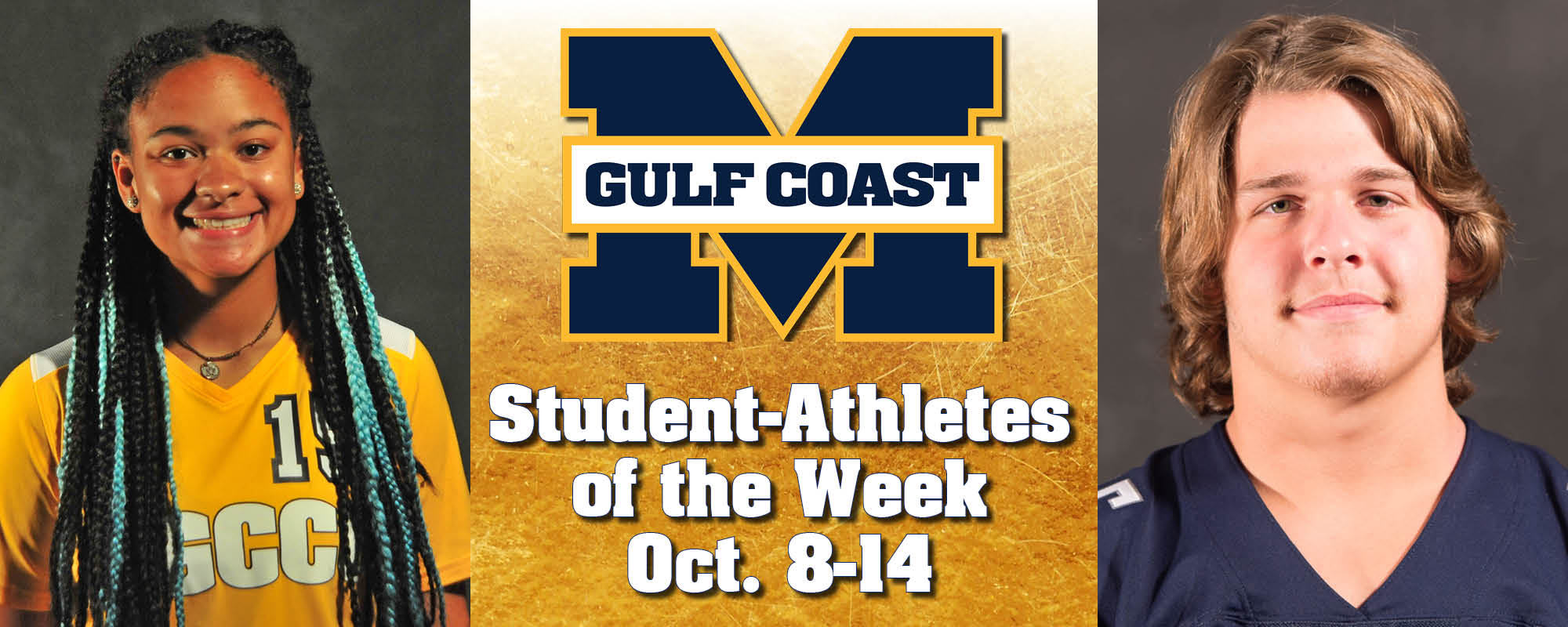 Beatty, Lovertich named MGCCC Student-Athletes of the Week