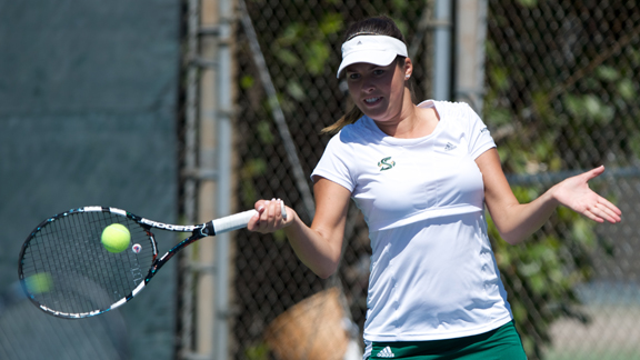 WOMEN'S TENNIS CRUISES PAST NORTHERN ARIZONA INTO BIG SKY FINAL