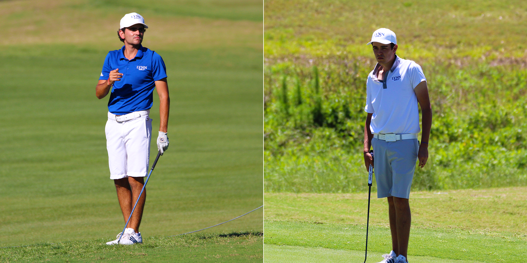 Gana & Villar Named GCAA Jack Nicklaus Award Semifinalists