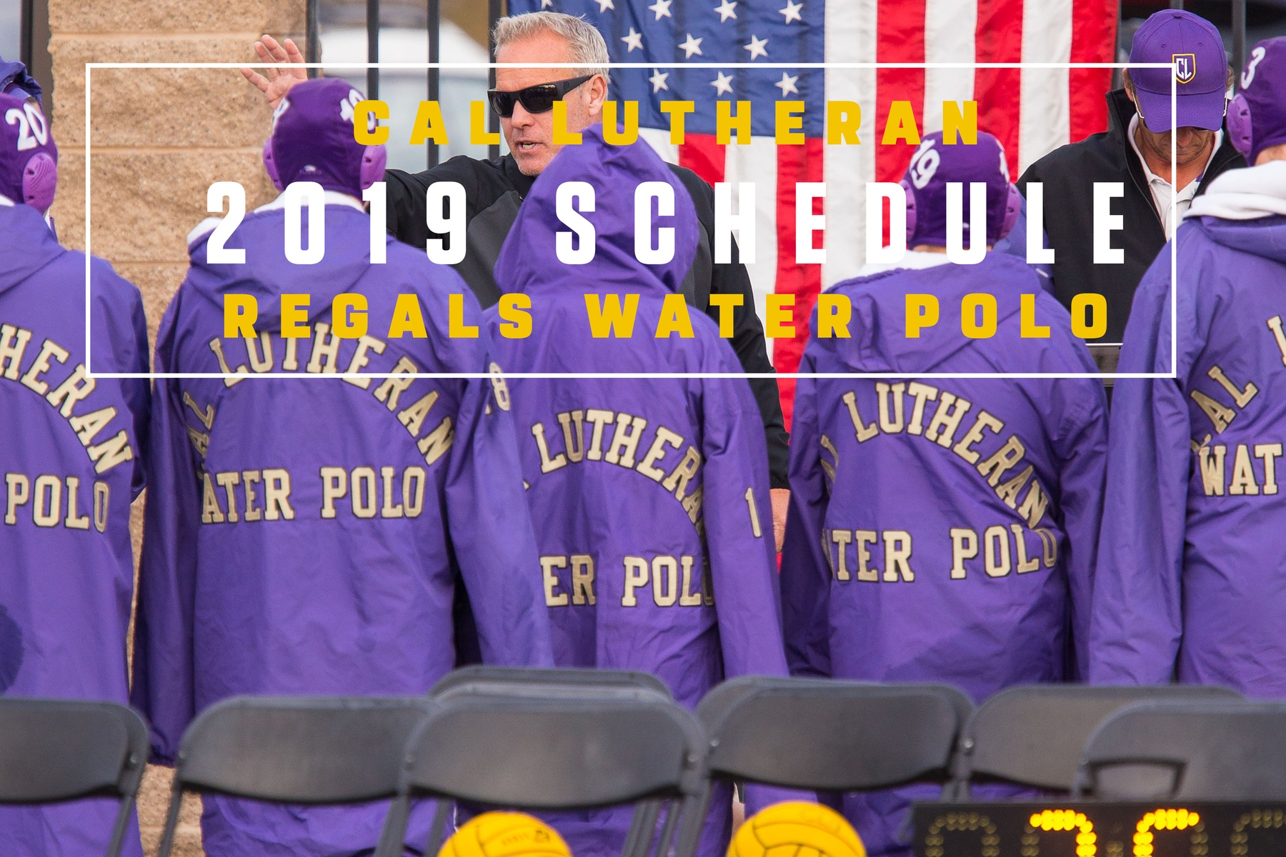 Regals Water Polo Releases 2019 Schedule