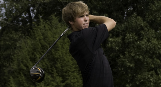Tyler Cassetty leads Tech on first day; Golden Eagles fifth at OVC Golf Tourney