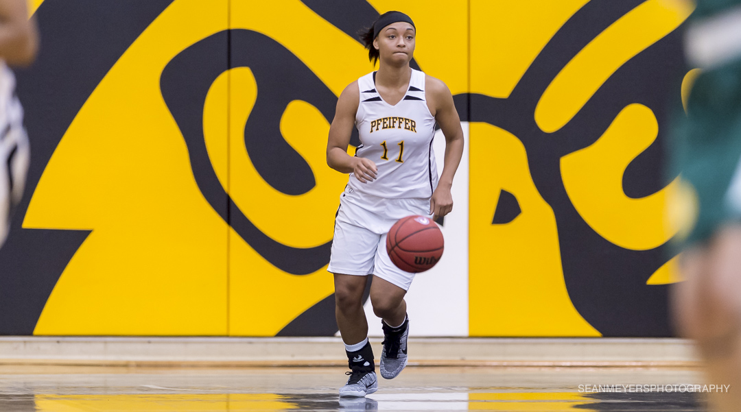 Pfeiffer Outlasts NC Wesleyan 76-64