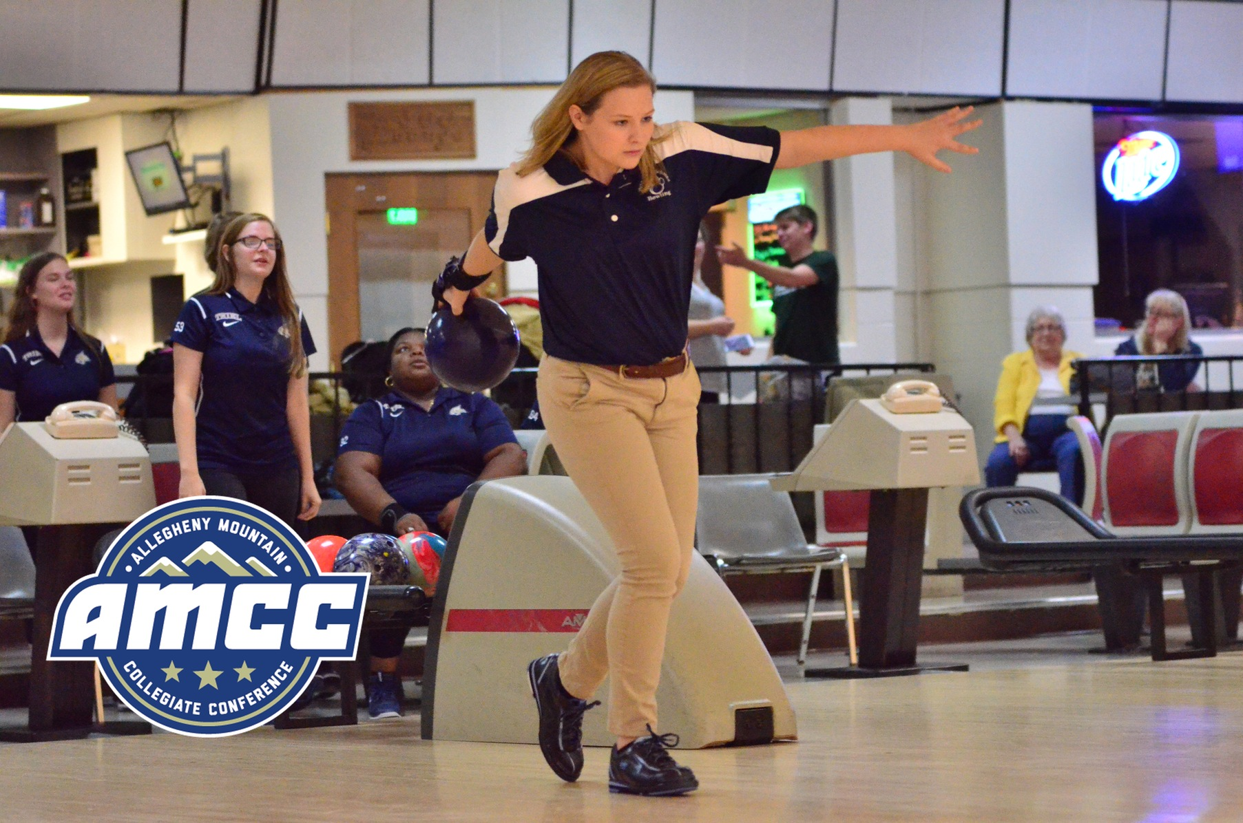 Hartley Selected AMCC Athlete of the Week