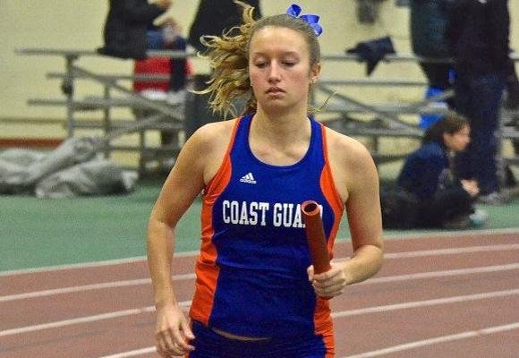 Women's Indoor Track and Field 14th at D-III New England Championships