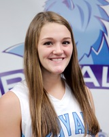 Emily Schafer, Women's Basketball, Sophomore, Guard, LRSC