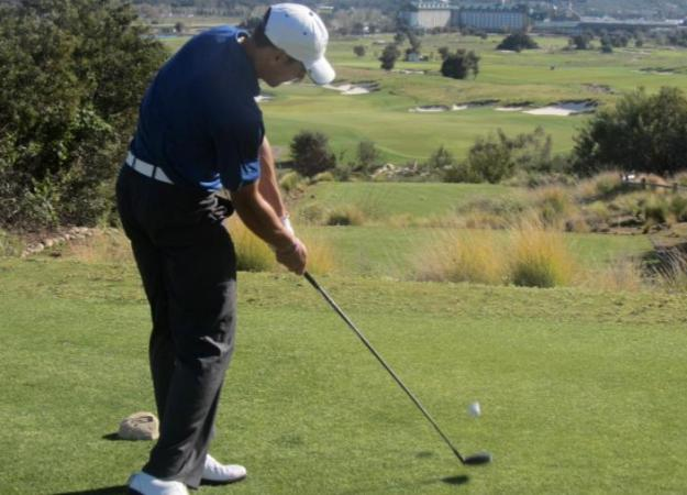 Crawford Dubbed Golfer of the Week