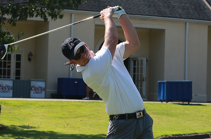 Golf: Ben Womack tied for third; Panthers tied for seventh after first round of Discover DeKalb Emory Invite