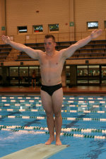 Thatcher Carr Named League Diver Of The Week