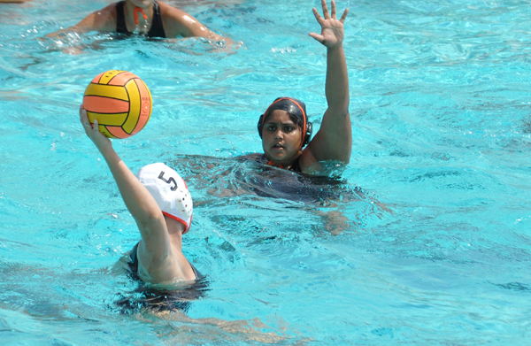Beavers Fall In First Game at SCIAC Championships