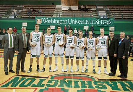 Washington University Clinches UAA Men's Basketball Outright Title With Win Over Carnegie Mellon