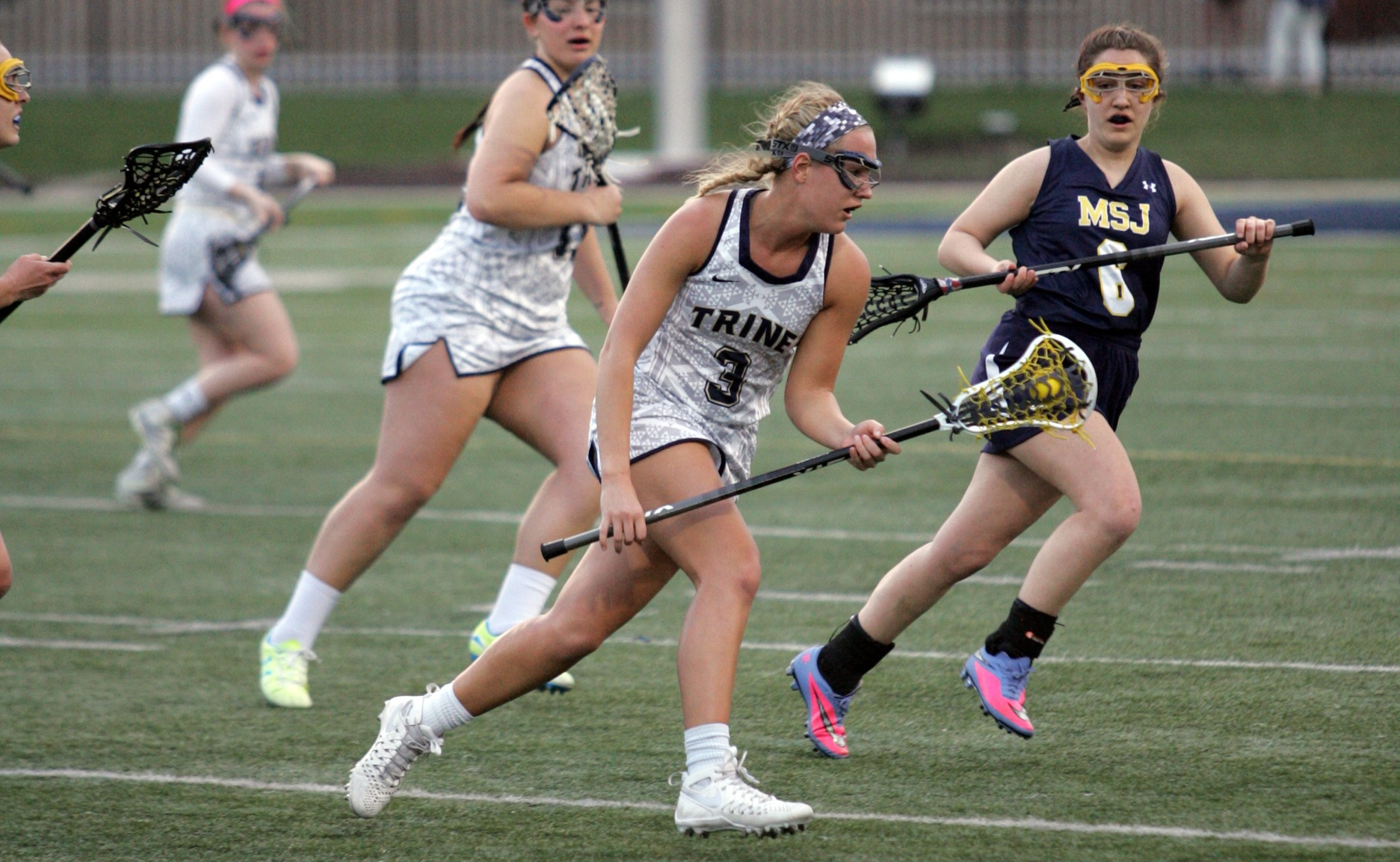 Women's Lacrosse Come Away with Home Win