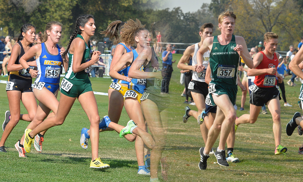 CROSS COUNTRY CONCLUDES SEASON AT NCAA WEST REGIONAL