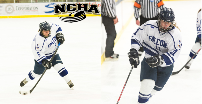 Heckendorf, Holman receive NCHA honors