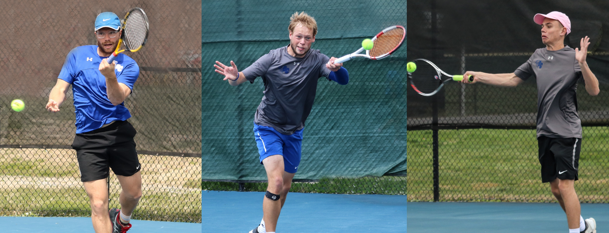 Mittring, Hengst, Frazee Cap off Perfect USA South Seasons in Singles Play