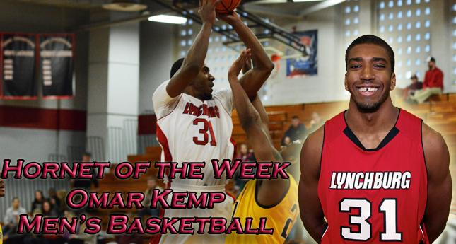 Q and A with Hornet of the Week Omar Kemp