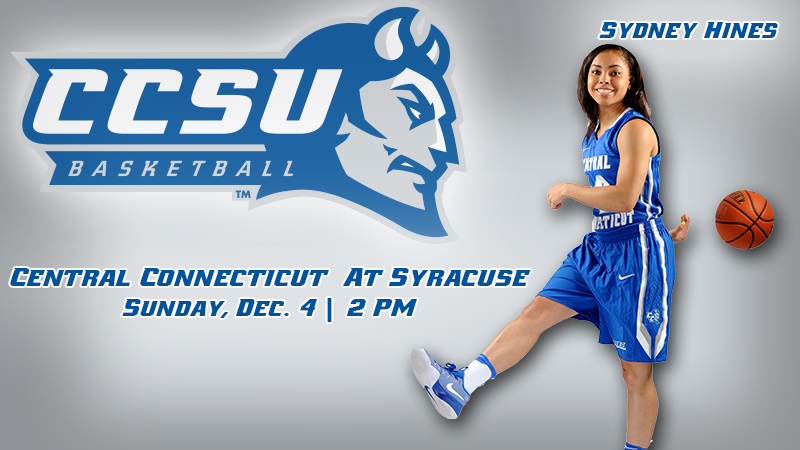 Women's Basketball Returns to the Court on Sunday at Syracuse