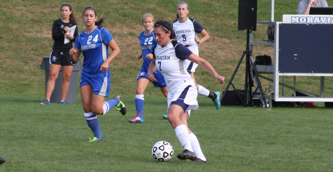 Women's Soccer Falls to Haverford