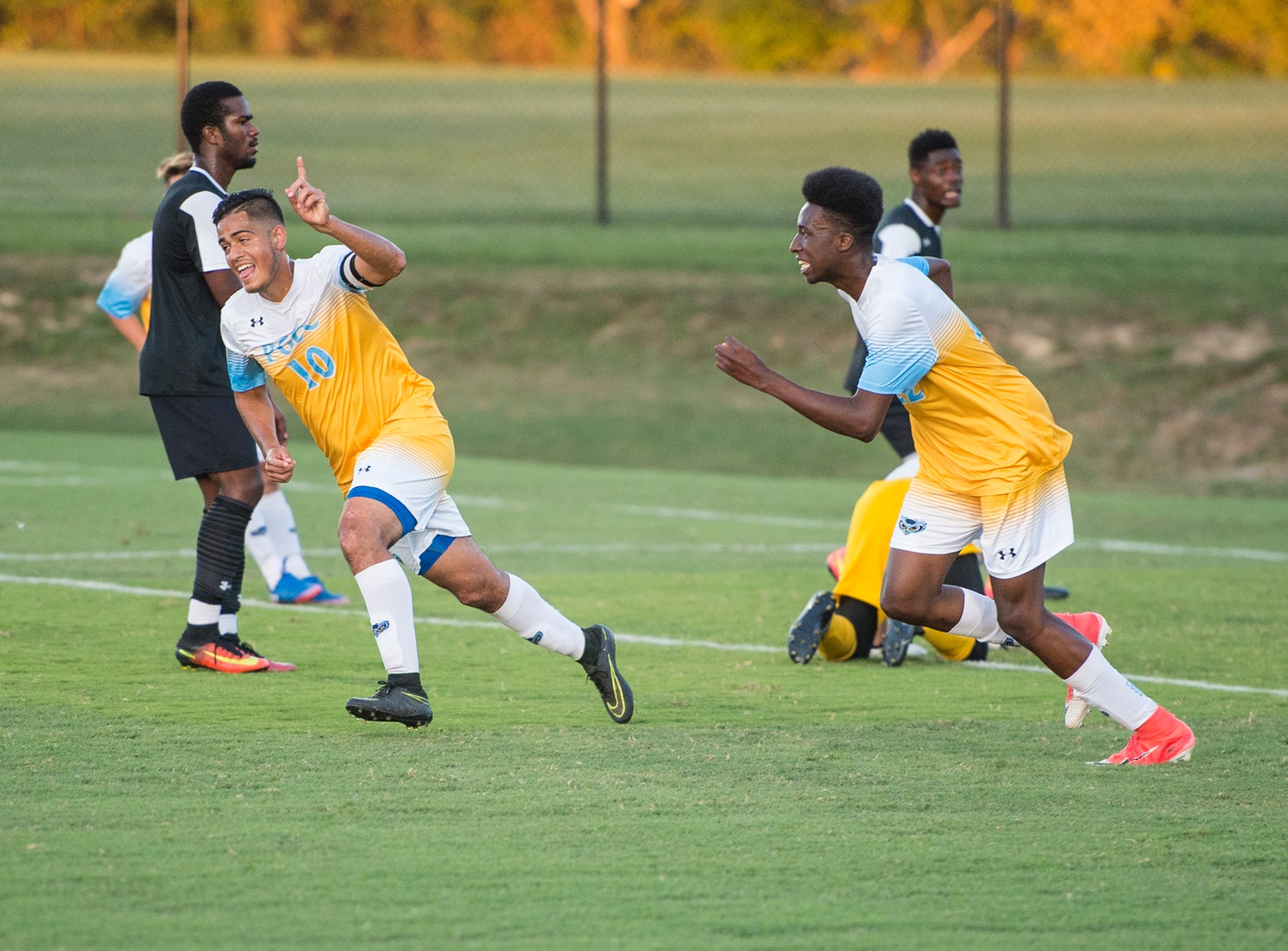 Edwin Claros' Two Goals And An Assist Surges Prince George's Past Frederick, 3-1