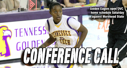 Golden Eagles open OVC home schedule Saturday against Morehead State