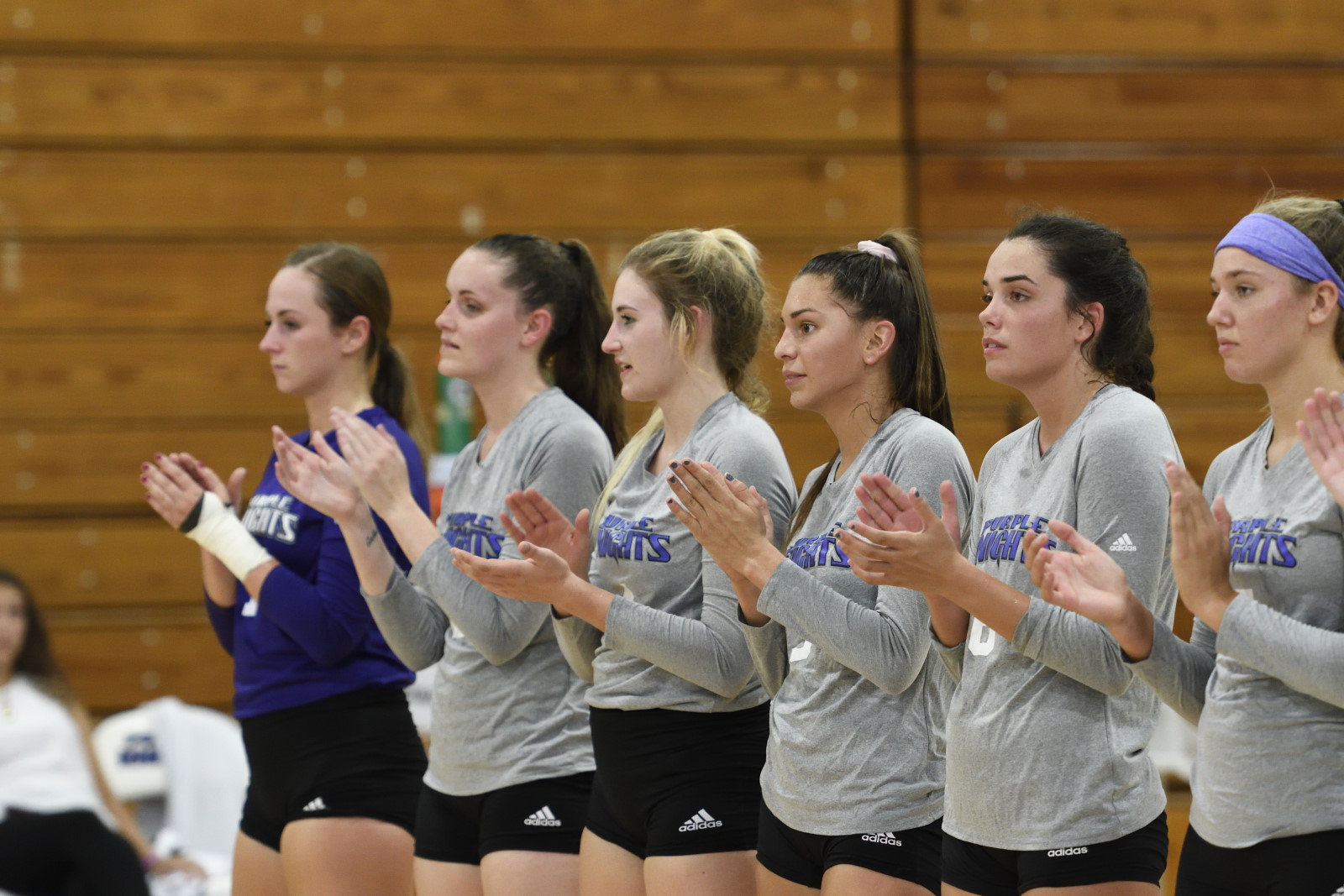 Volleyball Sees Five-Match Winning Streak End With Tough Five-Set Loss At Adelphi