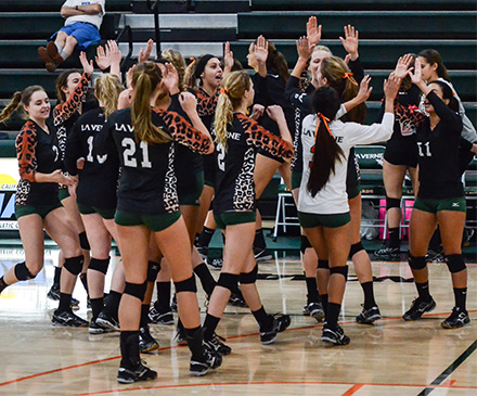 Volleyball Overpowers Occidental