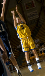 Hot-Shooting Pepperdine Downs Gauchos, 76-57