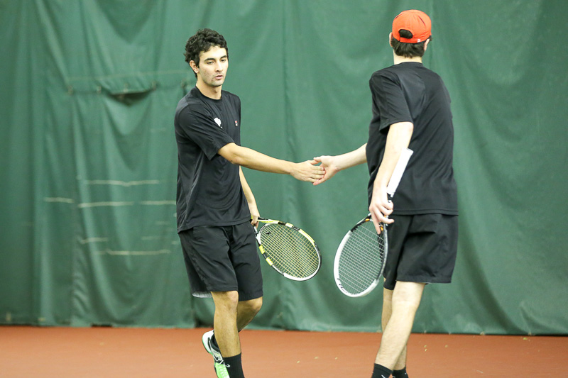 Juan Roggia and Liam Goldberg (Photo by Ryan Baker/Baker Media Productions)