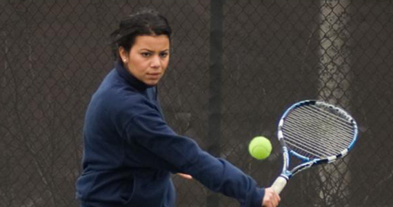 #30 Bobcat Women's Tennis Defeats #32 Lander, 6-3
