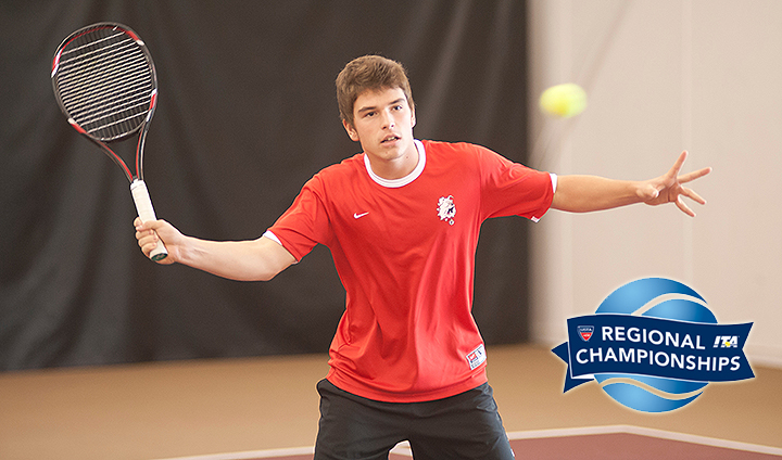 Ferris State's Laurent Galarneau Reaches Title Match Before Falling In ITA Regionals