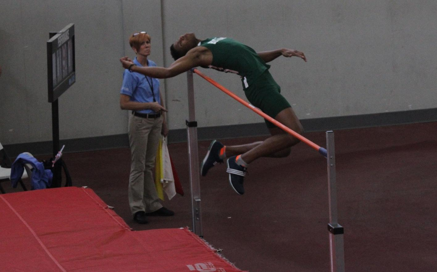 Butler, Sallah-Mohammed compete at ECAC Indoor Championships