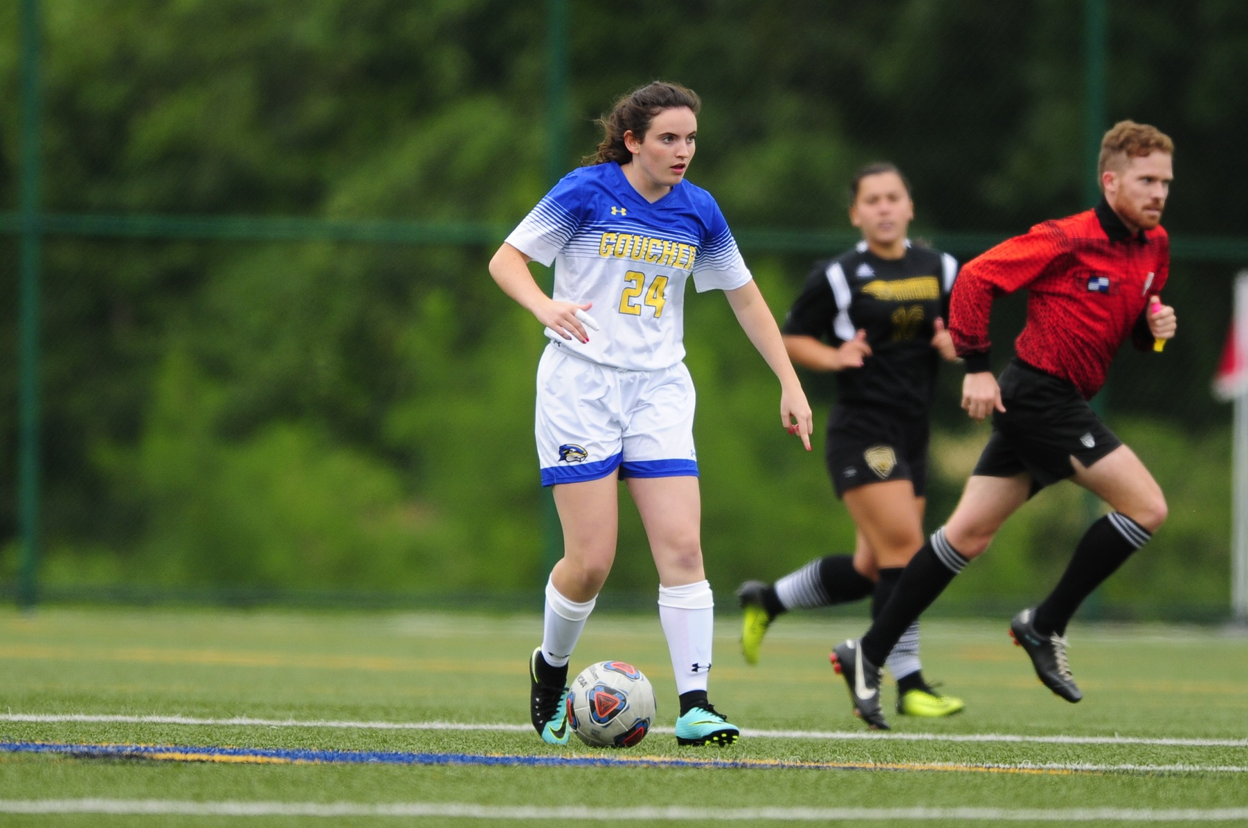 Women's Soccer Takes Down Regionally Ranked McDaniel at Home