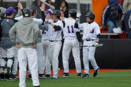The University of Scranton baseball team will face Lackawanna College in its fall scrimmage on Saturday, Sept. 29, at 11 a.m. at Connell Park.