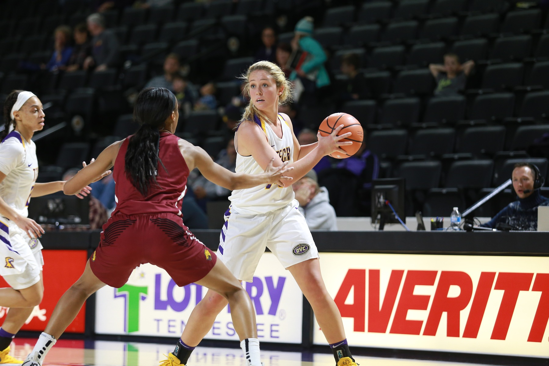 Tech ends non-conference schedule this week with Winthrop, Lipscomb