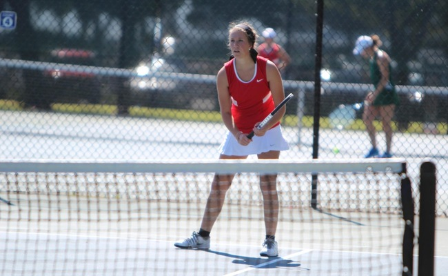 Women's Tennis Falls In Spring Opener