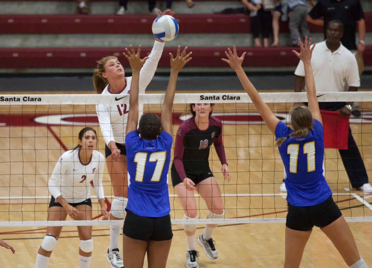 Volleyball Wins In Three At St. Louis To Wrap Up 4-0 Weekend
