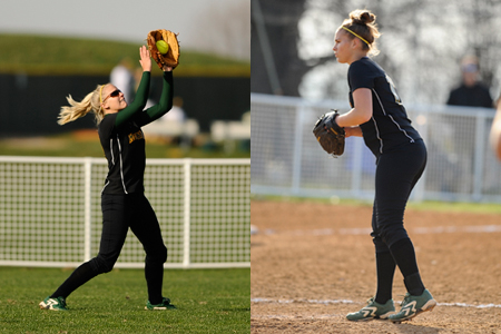Elfert, Warrenfeltz tabbed scholar athletes