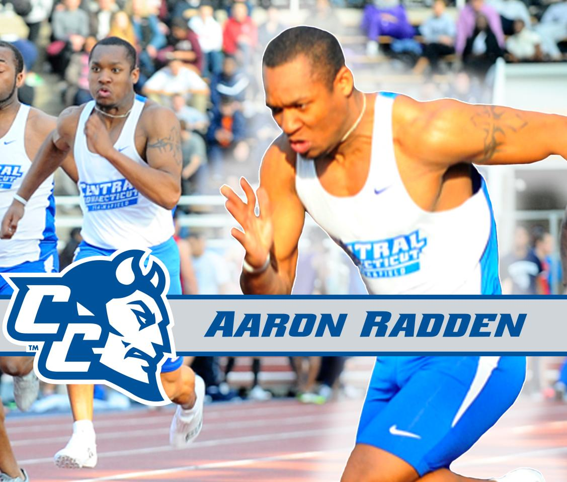Radden Runs 21.06 in 200m at NCAA Championships