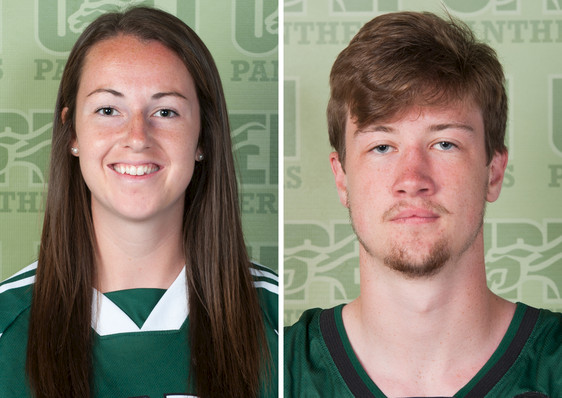 UPEI announces the Panther Subway Athletes of the Week, October 8–14