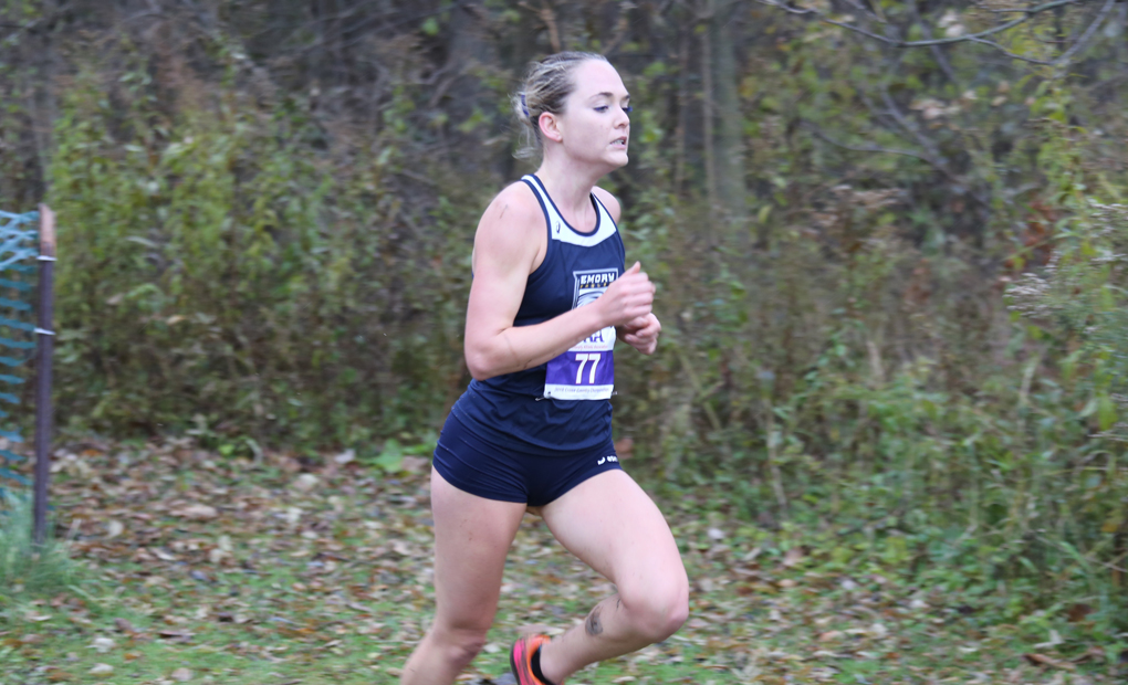 Emory Women's Cross Country Finishes First At NCAA South/Southeast Championships - Earns Automatic Berth To NCAA Championships