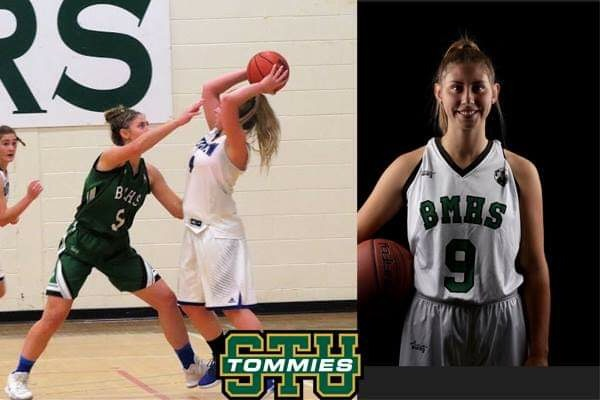 Samantha Stordy, of Moncton, NB, will be joining the Tommies for the 2019-20 season. Photos: Jason Bowie