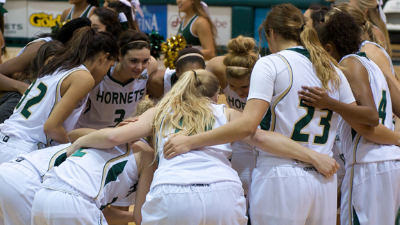 WOMEN'S BASKETBALL HEADS TO GRAND FORKS FOR BIG SKY TOURNAMENT