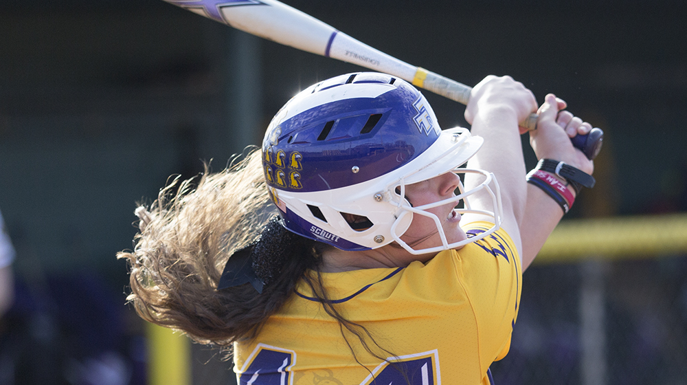Tech softball sweeps Presbyterian College, wins third in a row