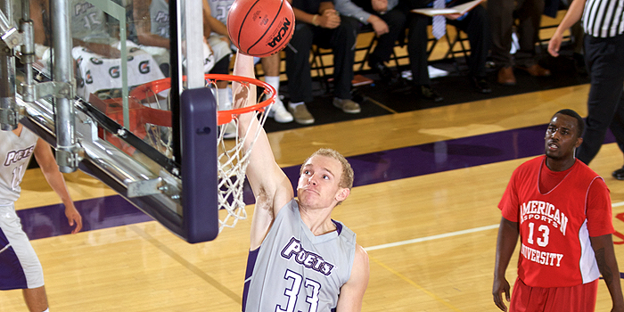 Whittier posts triple digit scoring effort; Cruise to 106-51 victory over Caltech