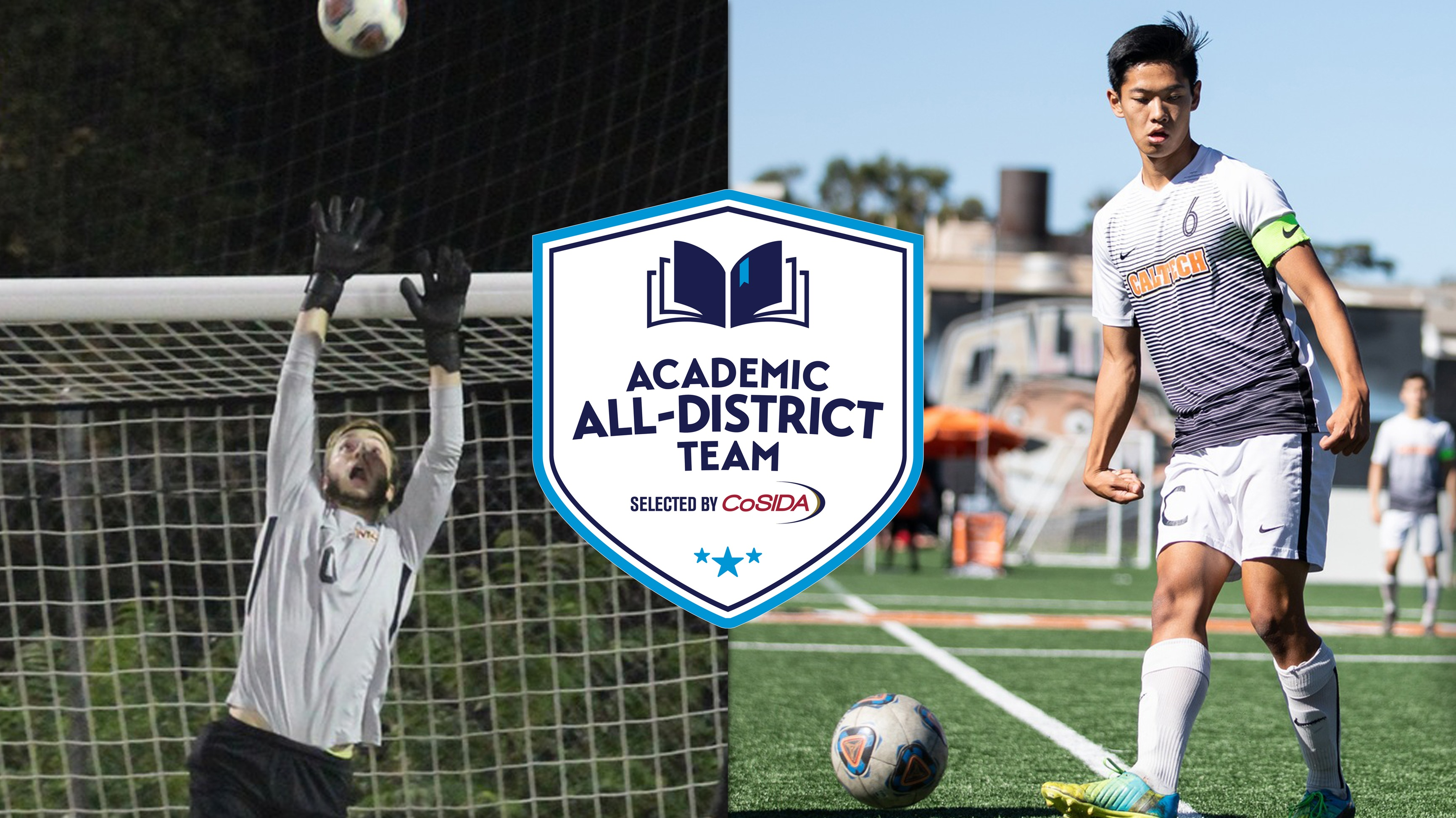 Mays, Yang Garner CoSIDA Academic All-District Honors