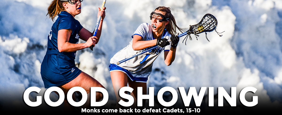 Monks Fight Past Cadets, 15-10