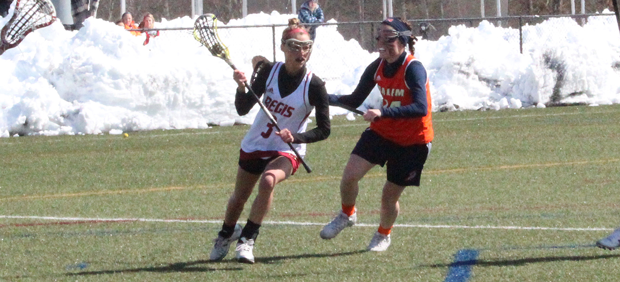 Women's Lacrosse Shuts Out Newbury