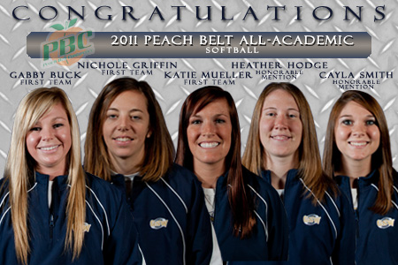 Lady 'Canes top PBC with 5 All-Academic selections