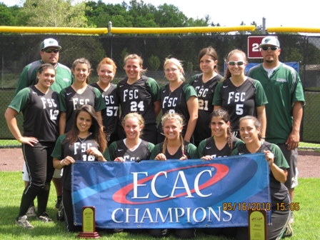 Third-seed Rams Win First-Ever ECAC Metro Championship