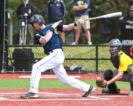 Gallaudet baseball places five on NEAC all-conference teams, Bissell repeats as Player of the Year, Pride named Coach of the Year